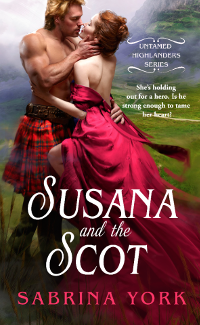 Susana and the Scot