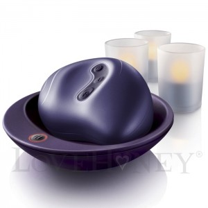 Philips Candlelights and Warm Vibrating Massager