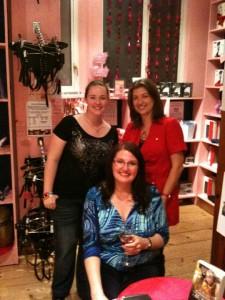Lucy Felthouse, Kay Jaybee, K D Grace