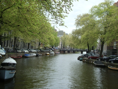 One of the bazillion canals, taken from one of the bazillion bridges