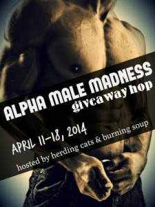Alpha Male Madness Giveaway Hop