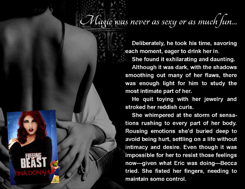 Freeing the Beast - Teaser 5