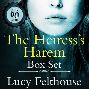 The Heiress's Harem Box Set Audiobook