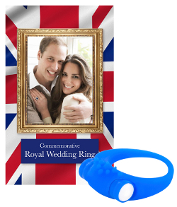 The Commemorative Royal Wedding Ring
