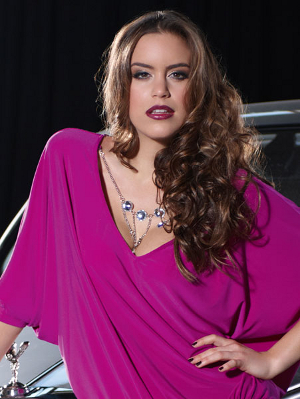 Ann Summers Zoe Necklace Top
